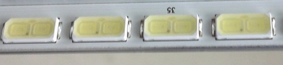 keçiören tv Arka aydınlatma LED'leri